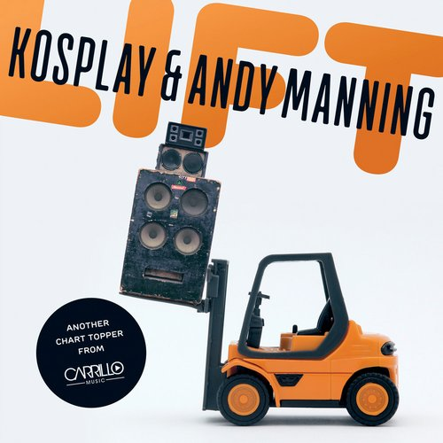 Lift 500- Kosplay  Andy ManningCover