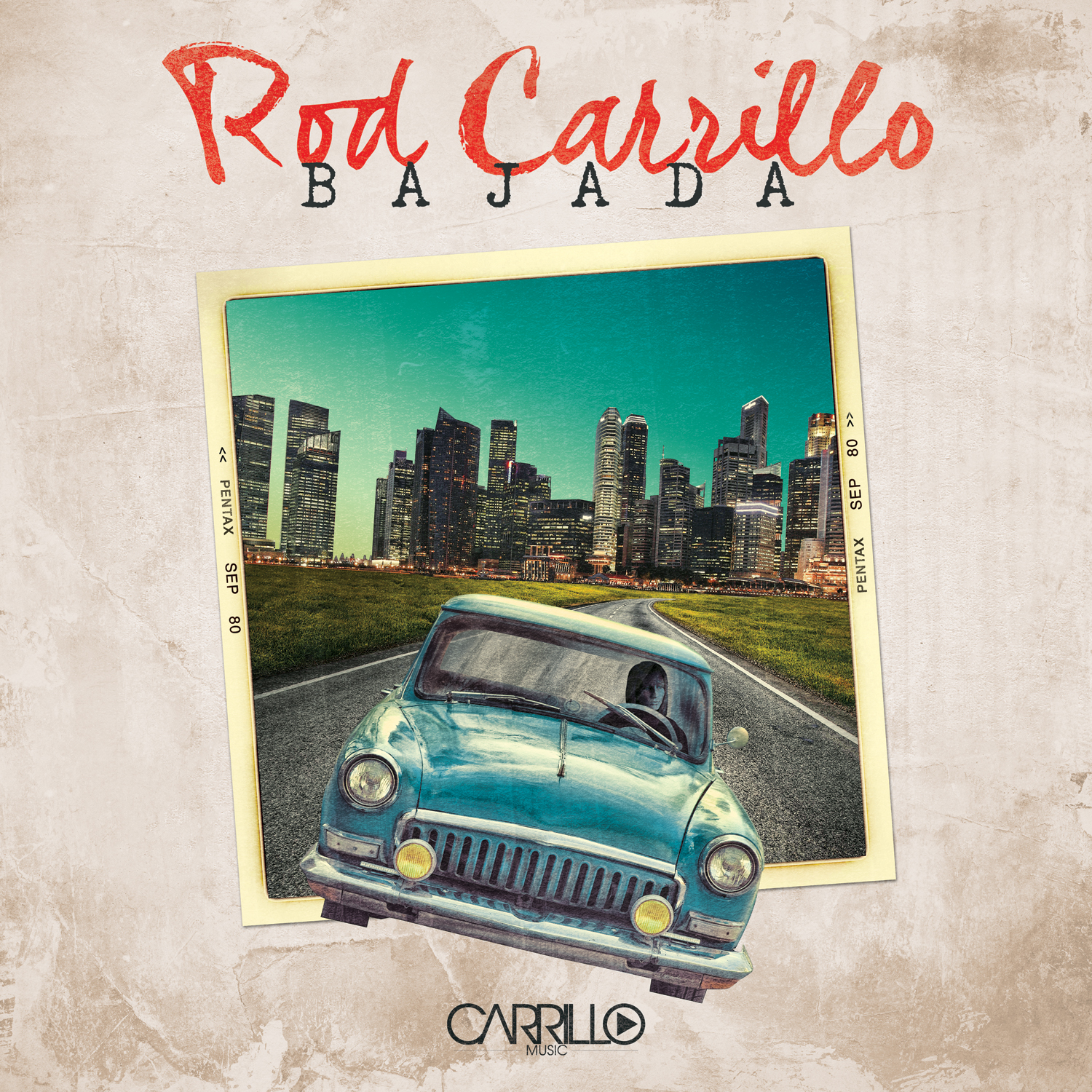 rod carrillo bajada- carrillo music