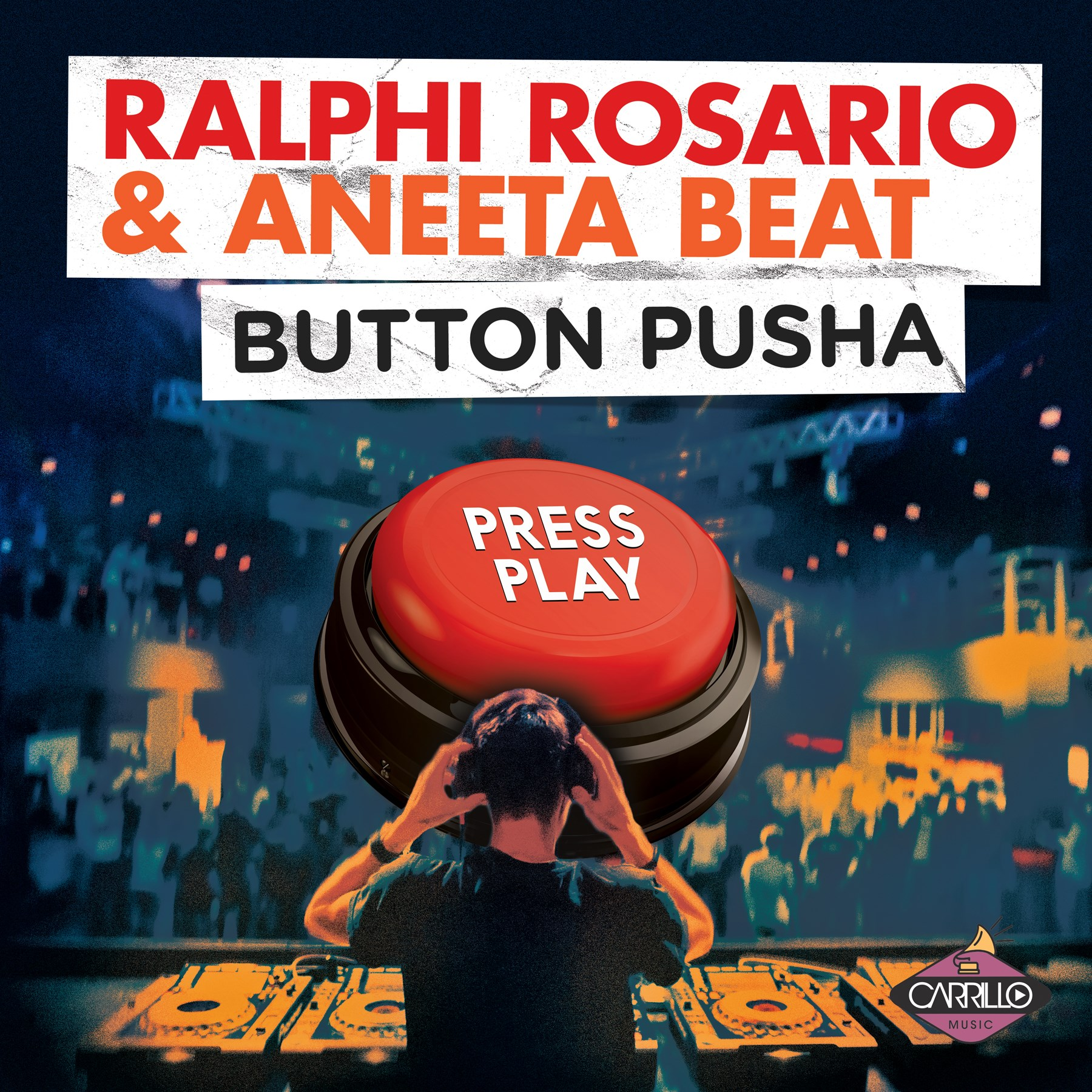 Button Pusha - Ralphi Rosario & Aneeta Beat