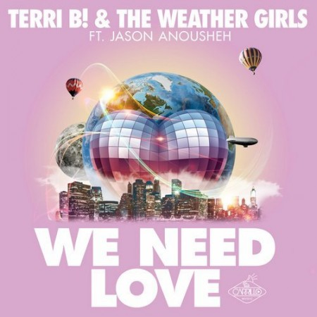 we need love_terri b! the weather girls
