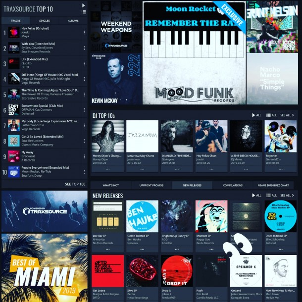 eric redd push traxsource feature
